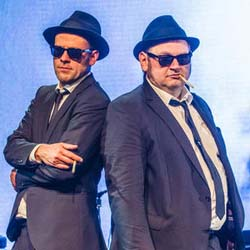 Interner Link zur Veranstaltung: A Tribute to the Blues Brothers - Theateraufführung