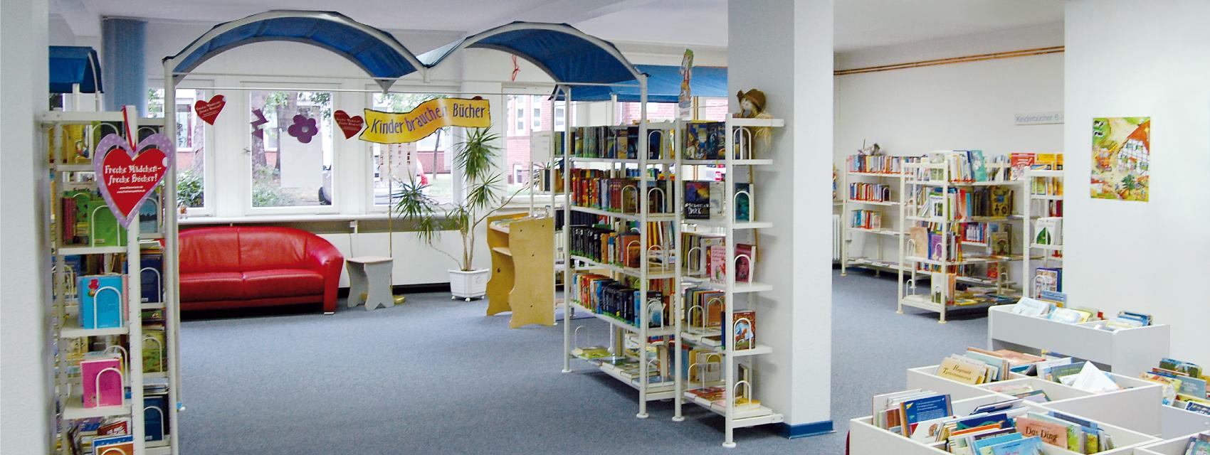 Bücherei Rahden