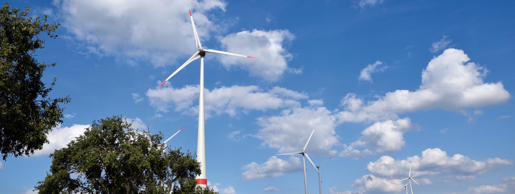 Windkraftanlagen Rahden