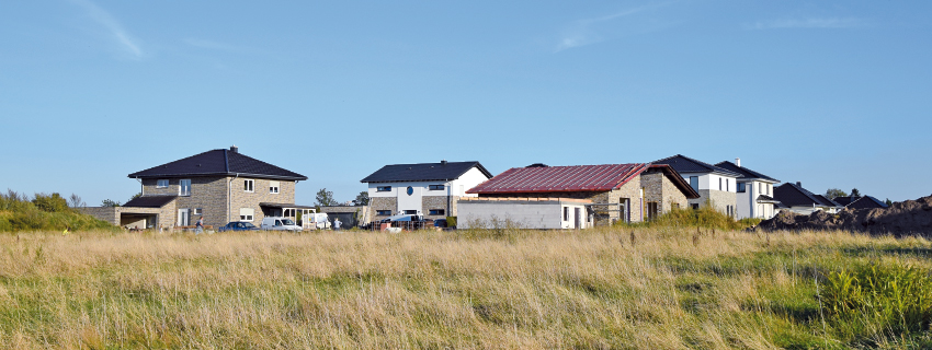 Wohnbaugebiet
