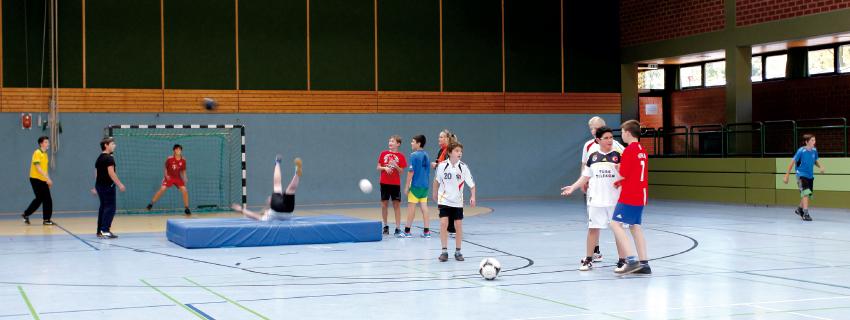 Sporthalle Rahden