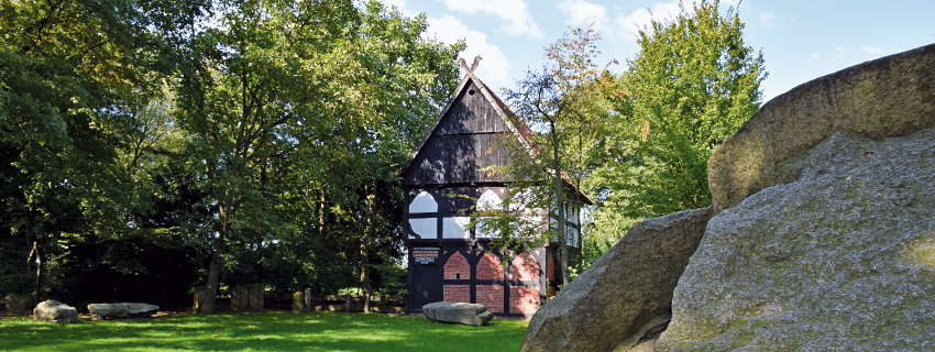 Backhaus am großen Stein