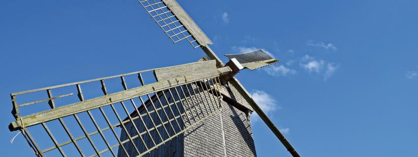 Bockwindmühle Wehe